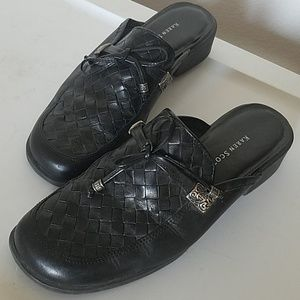 Karen Scott Loafers - all leather uppers